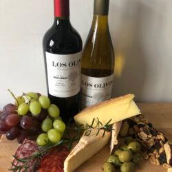 Duo Open wijn kaas pakket